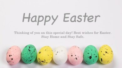 Photo of 40 Happy Easter Wishes Messages for Friends & Family