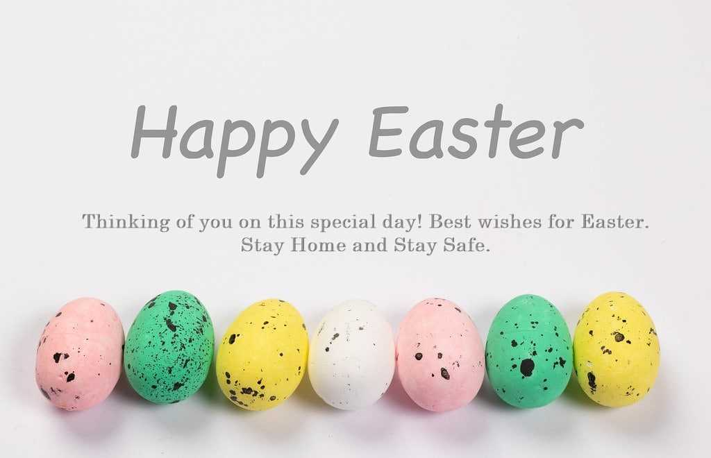 40 Happy Easter Wishes Messages for Friends & Family