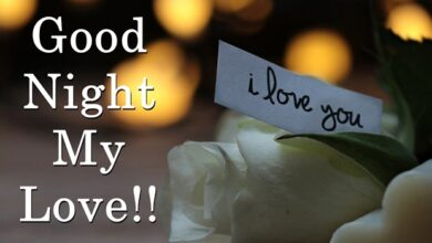Photo of Good Night Love Messages and Quotes