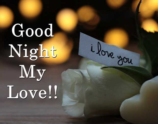 Good Night Love Messages and Quotes