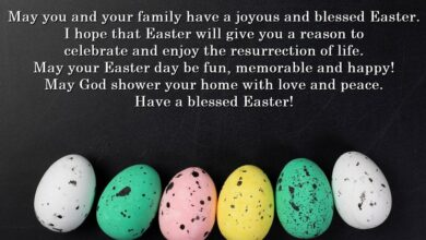 Photo of Happy Easter 2020 Wishes & Quotes to Share with Your Loved Ones