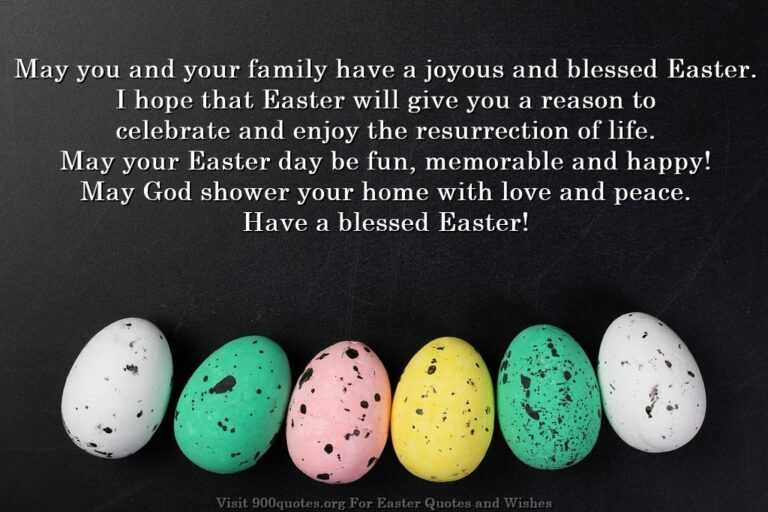 Happy Easter 2020 Wishes & Quotes to Share with Your Loved Ones