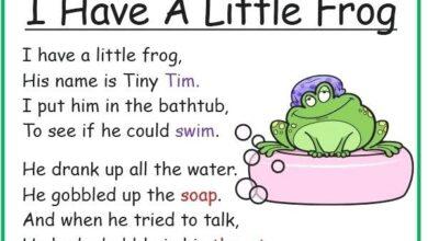 Photo of Short Poems for Children